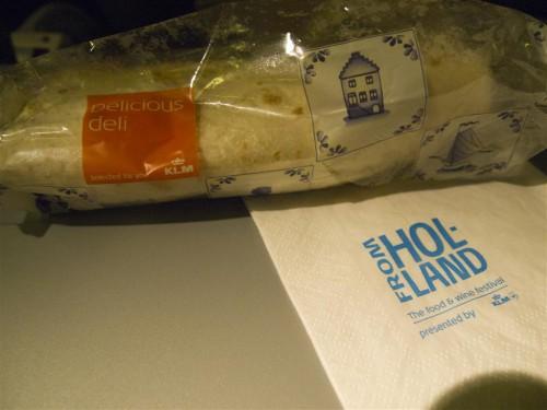Delicious deli by KLM