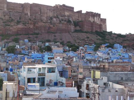 La ciudad azul de Jodhpur @3viajes