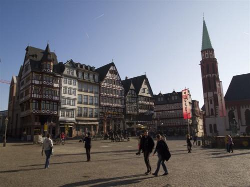 Romer en Frankfurt