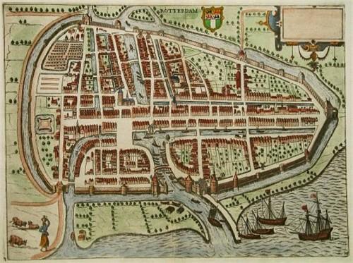 Rotterdam 1582-1588