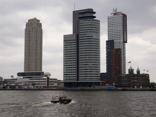 Wilhelminaplein & Pier