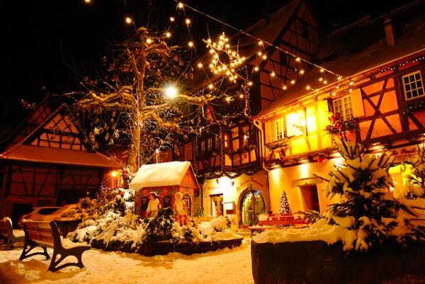 Navidad en Alsacia
