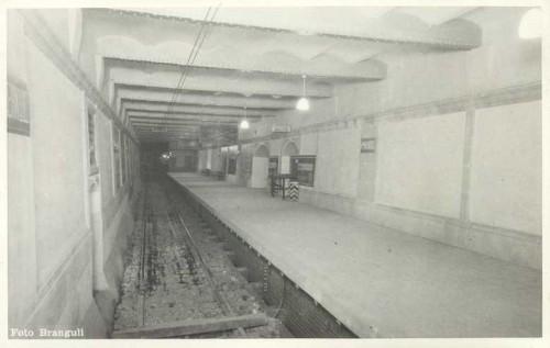 Estación Ferran del metro de Barcelona