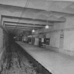 Estación de metro Ferran de Barcelona