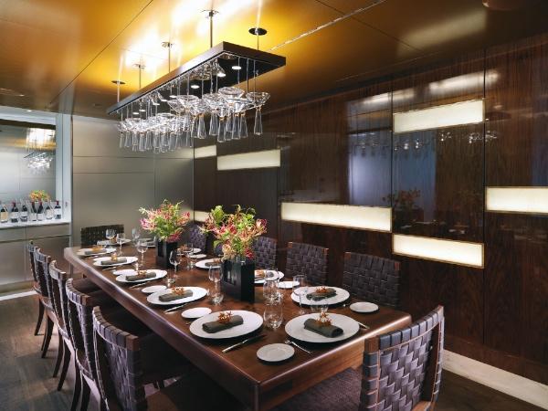 Restaurante indio Rasoi, con estrella Michelin