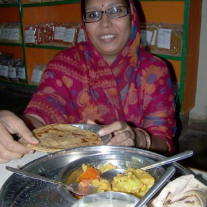 Clase de cocina 'Spice Paradise' en Jodhpur, India