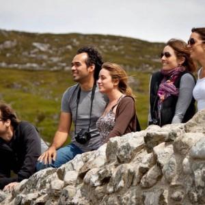 Blogtrip #oesteirlanda con @guiasviajar @larabrito y @misviajesporahi (Foto: @kebrantin)