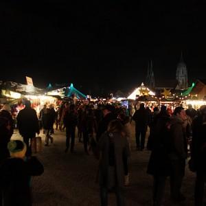 Mercadillos de Navidad por la Ruta Romántica de Alemania