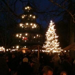 Mercadillos de Navidad de Munich