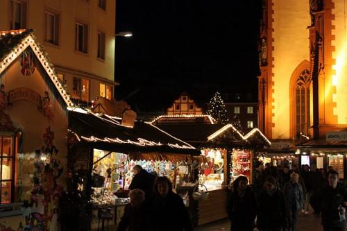Mercado de Navidad de Würzburg