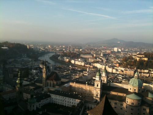 Vistas de Salzburg