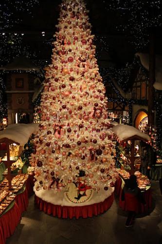 Tienda de Navidad en Rothenburg Ob Der Tauber