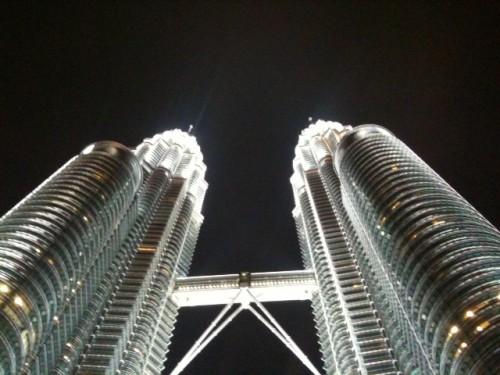 Torres Petronas de Kuala Lumpur