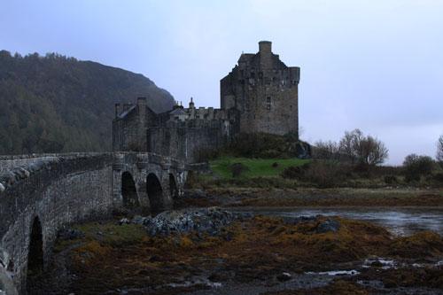 Castillo de Eilean Donan (Los Inmoratales)