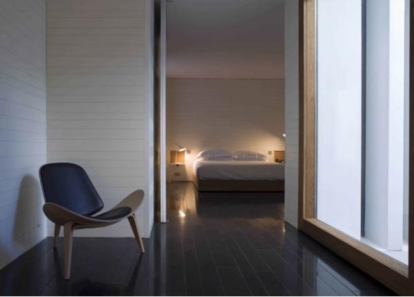Diseño y minimalismo en las habitaciones