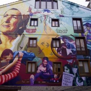 IMVG, Itinerario Muralístico de Vitoria-Gasteiz