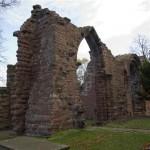 Ruinas de la parte Este