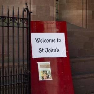 St. John´s, la primera catedral de Chester