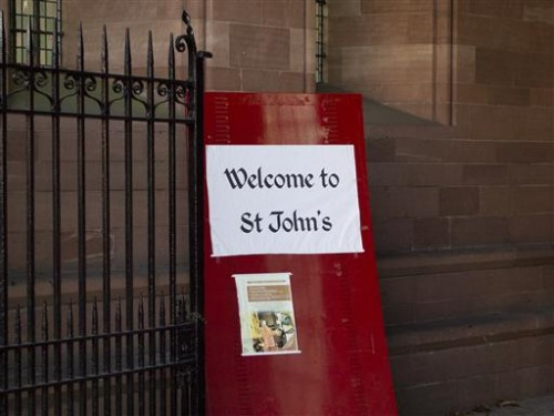 Welcome to St-Jonh´s Church
