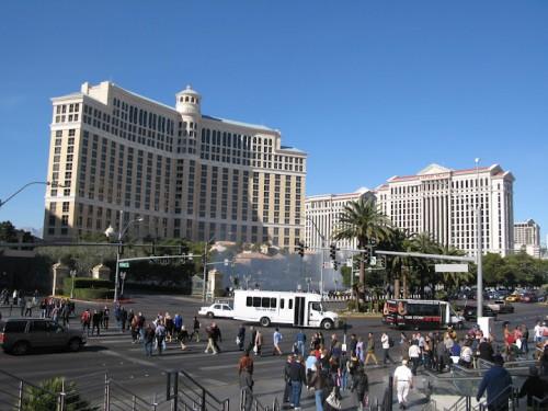 Hotel Casino Bellagio de Las Vegas