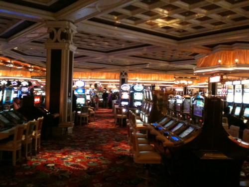 Casino del Hotel Wynn de Las Vegas