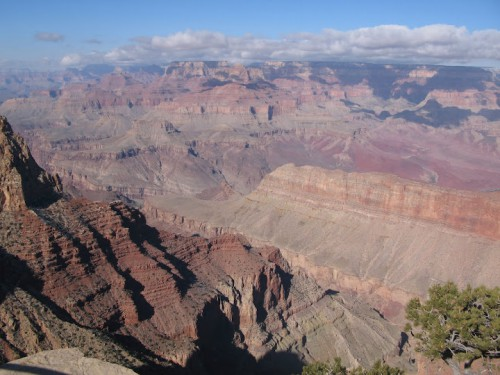 Grand Canyon desde el Desert View