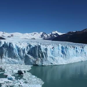 La ruptura del Glaciar Perito Moreno