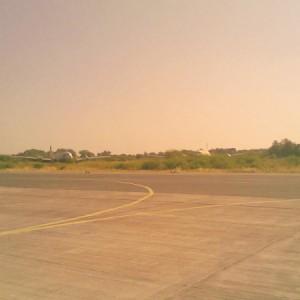 Bienvenidos a N'Djamena