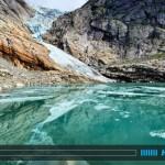 Time-lapse de los fiordos noruegos