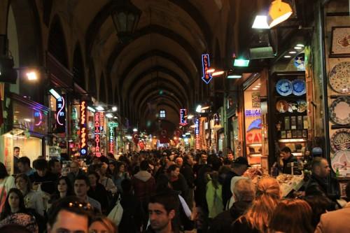 El Bazar de las Especias de Estambul