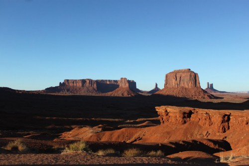 John Ford Point en Monument Valley