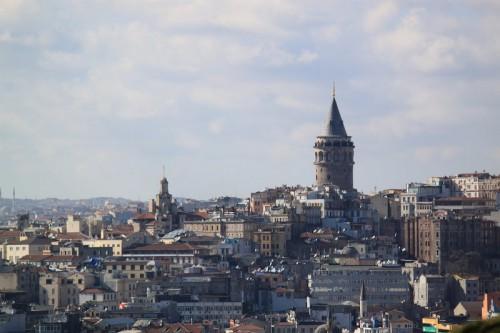Torre Galatea de Estambul