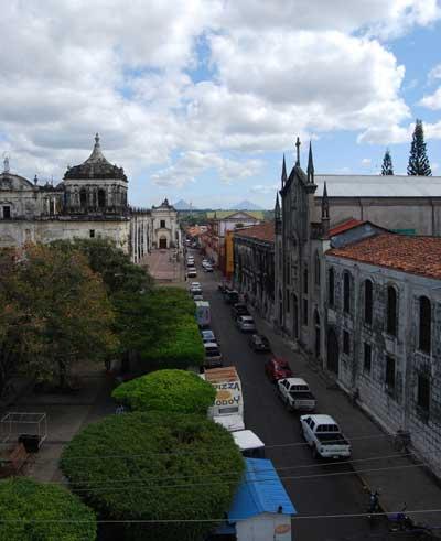 Centro de León @MónicaHernández
