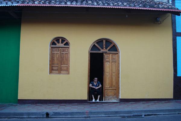 Escenas cotidianas en Granada @MónicaHernández