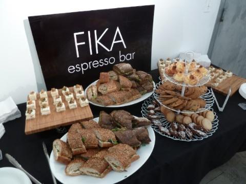FIKA y los pasteles que lo acompañan