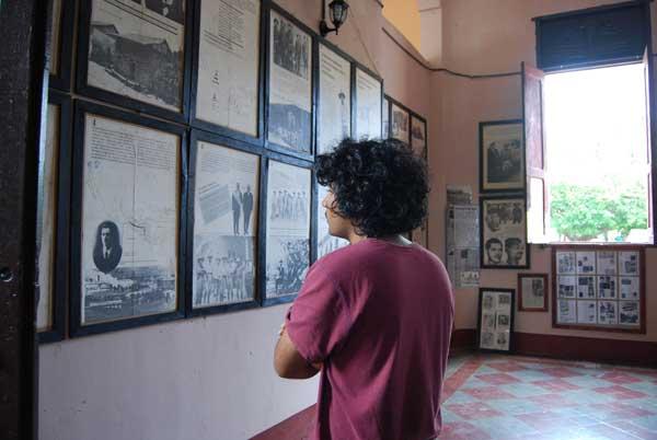 Museo de la Revolución en León @MónicaHernández
