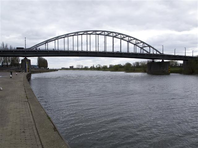 Puente John Frost de Arnhem