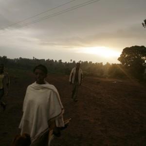 Misión de Gambo en Etiopía