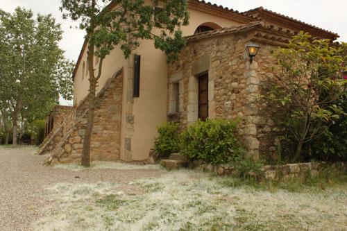 Masia de Can Sort (Girona)