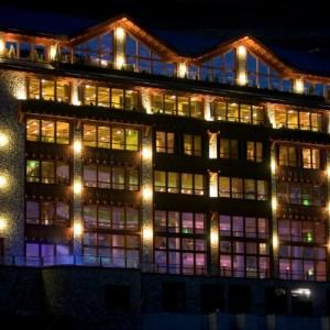 lista de hoteles en andorra: