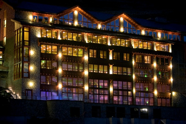 Hermitage Hotel Spa