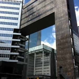 Rotterdam, el colmo para un arquitecto