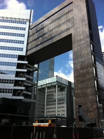 La arquitectura de Rotterdam