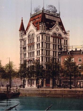 La Casa Blanca de Rotterdam