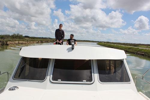 Navegando por la Camargue @3viajes