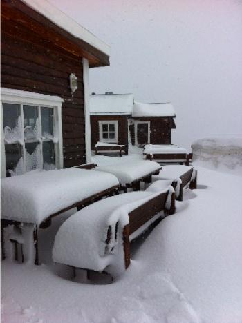 Noruega nevada