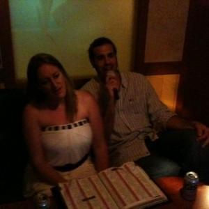 Karaoke en Seul