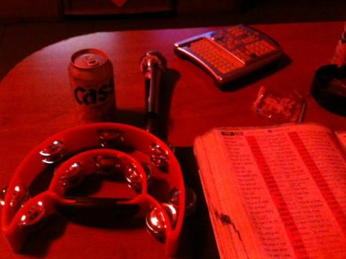 Herramientas básicas para cantar en un karaoke