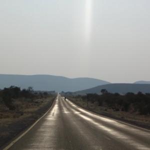 Opuwo y las cascadas de Epupa en Namibia