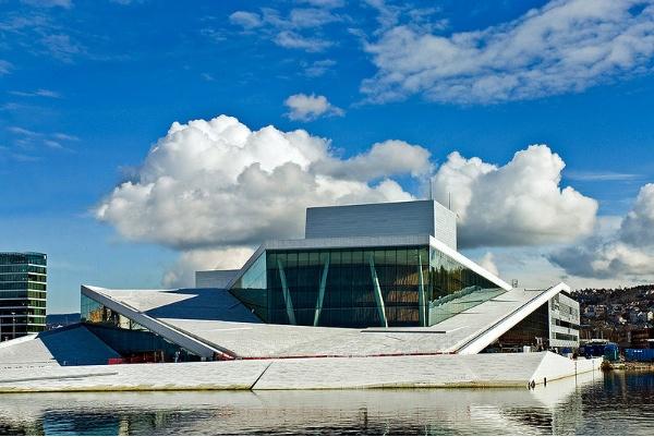 Ópera de Oslo, Noruega